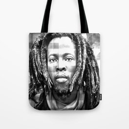 Rasta Man 3 Tote Bag