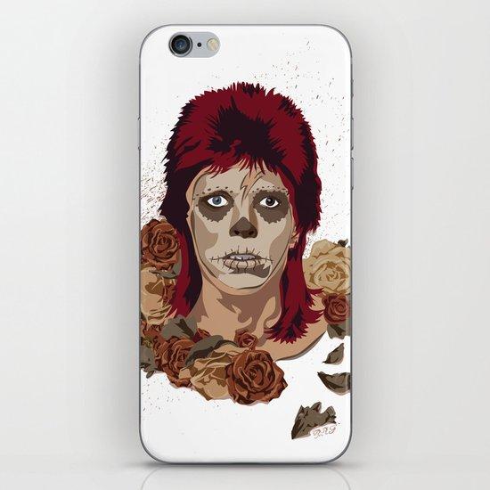 Ziggy de los Muertos iPhone & iPod Skin