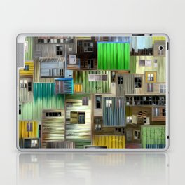Sound of the favelas Laptop & iPad Skin