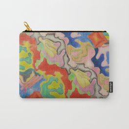 Deeper Corals Carry-All Pouch