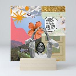 good feelings Mini Art Print