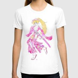 Samurai Peach T-shirt