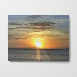 Sunrise 2 Metal Print