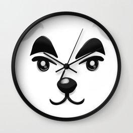 Animal Crossing KK Slider Wall Clock