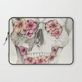 Cereza Skull Laptop Sleeve