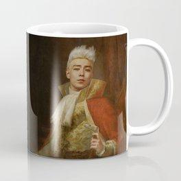 King TOP the Blonde Coffee Mug