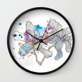 Palo Borracho Wall Clock