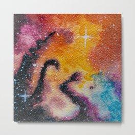 Gaseous Nebula II Metal Print