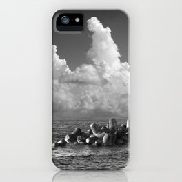 Copy in the Sky iPhone Case