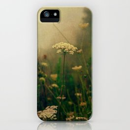 Ethereal Fog iPhone Case