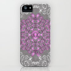 Mandala Pattern with Glitters II Slim Case iPhone SE