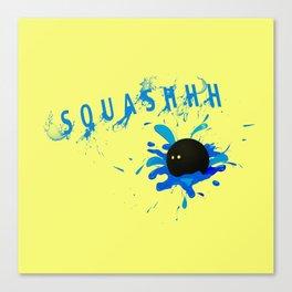 Squash Canvas Print