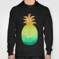 Low poly pineapple Hoody