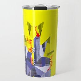 Impossible Architecture  Travel Mug