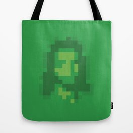 Mosaic Messiah ( Jesus ) Tote Bag