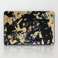 freud iPad Cases featuring Thanatos by Fernando Vieira