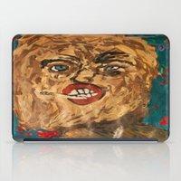 grunge iPad Cases featuring grunge  by Samantha Sager