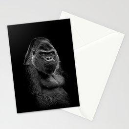 Impressive Silverback Stationery Cards