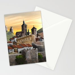 Cogolludo Sunrise Stationery Cards
