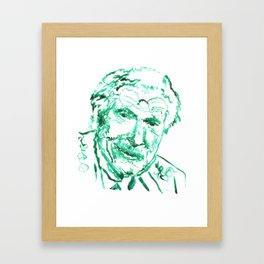 Carl Jung Framed Art Print