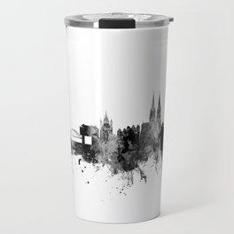 Cologne Germany Skyline Travel Mug