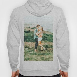 Togetherness #painting Hoody