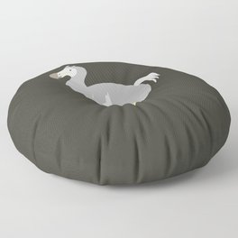 EXTINCT: Dodo Floor Pillow