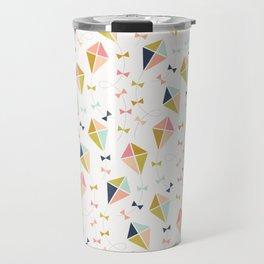 Kite's in the sy Travel Mug