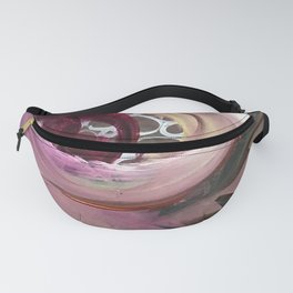 Wild Peacock Fanny Pack