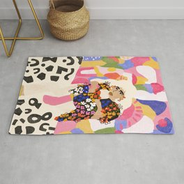 World Full Of Colors Rug