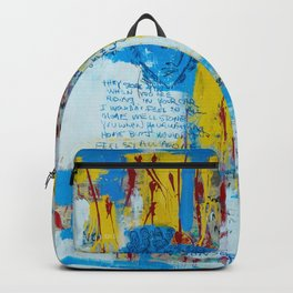 visions of Johanna Backpack