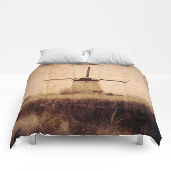 Vintage Mill Comforters