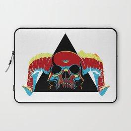 Illuminati Satan - Lucifer Laptop Sleeve