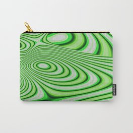Oozing Green Irish Carry-All Pouch