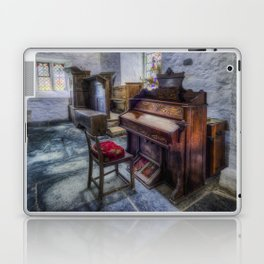 Olde Church Organ Laptop & iPad Skin