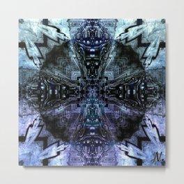 Slate Metal Print
