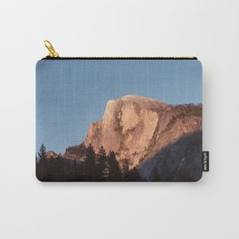 Half Dome Sunset Carry-All Pouch