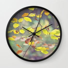Before They Fall Wall Clock