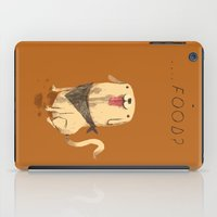 food iPad Cases featuring food? by Louis Roskosch