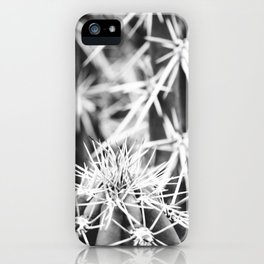 Spine Tingling iPhone Case