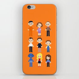 The Bluth Family iPhone Skin
