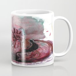 Dragged under by a giant Clam Coffee Mug