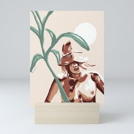 Sun Hat Mini Art Print