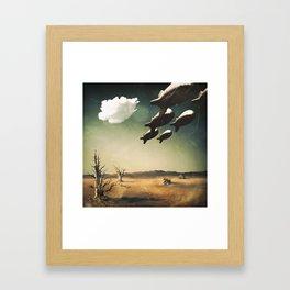 First Hope Framed Art Print
