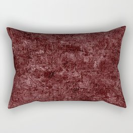 Apple Butter Oil Painting Color Accent Rectangular Pillow