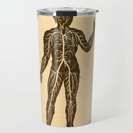 Circulatory system. Travel Mug