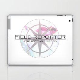 Field Report - The Krytan Herald Laptop & iPad Skin