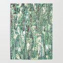 Abstract green by lorasi