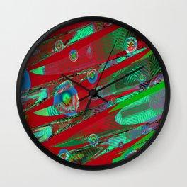 Tree Decor Wall Clock