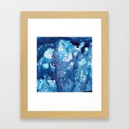 Samudra Framed Art Print